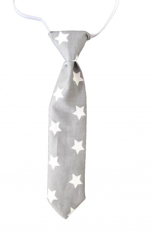 Grey with stars