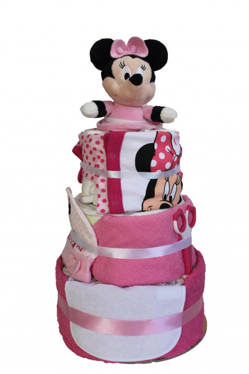 Minnie on top!