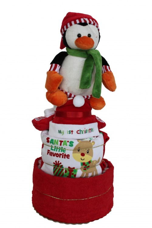 Christmas penguin!